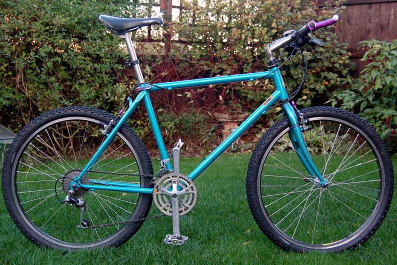 My Quot Daily Driver Quot Raleigh Peak 1991 Retrobike